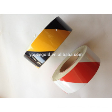 "bicolourable 3""x10ydsLaser reflective tape"