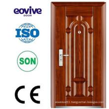 Nigeria ABS cheaper steel security door designs
