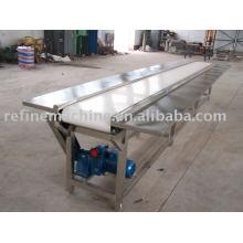 Vegetable&fruit work table type conveyor
