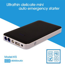8000mah wholesale portable auto emergency mini car jump starter