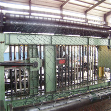 Hexagonal Wire Netting Gabion Mesh untuk Bank