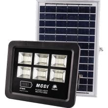 80 levou luzes de inundação solar movimento sensor de segurança