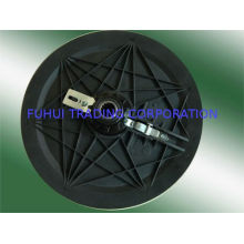 Pgt Motorcycle Plastic Wheel , Mbk Scooter Parts