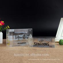 Caja plegable de PVC / Embalaje Clamshell Doble Blister Claro