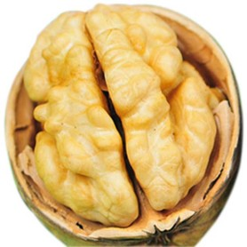 Baking quality walnut kernel