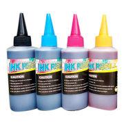 100mL Excellent Bulk Dye Inks, Suitable for Epson, Canon, HP and Brother Desktop Inkjet Printer