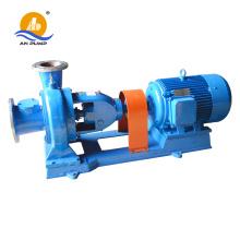 Pompe centrifuge à impulsions ouverte (sans cale) pour le pompage