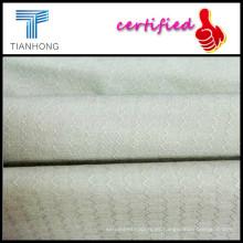 Camiseta jacquard tela/32S algodón Dobby con geometría/pieza teñido de tela de la guarnición del telar jacquar