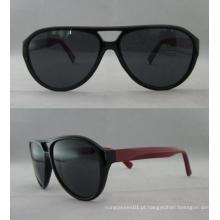 2016 Óculos de sol de moda nova moda de metal P01043