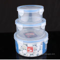 Plastic Food Box 3PCS Set