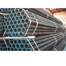 Q195 Круглая черная отожженная стальная труба
