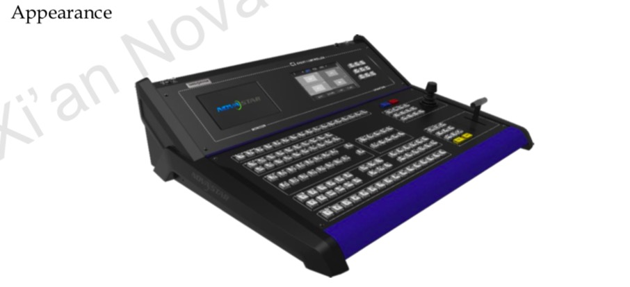 Led Display Video Control Console C1