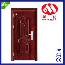 Porta de segurança, porta de entrada de aço