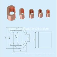 Abrazadera de conexión de cobre CCT