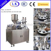 Kunststoffrohre und Aluminium-Verbundrohre Ultraschall-Siegelmaschine
