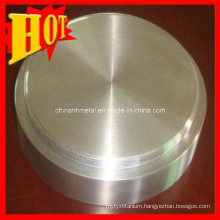 Shaanxi Supplier F67 Dental Titanium Forged Disc