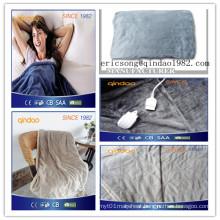220-240V Comfy Fleece Heated Throw for-EU Market Hot Sale