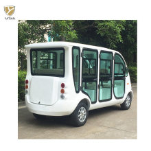 Classic Green 6 Seater Electric Utility Vehicle with High Quality