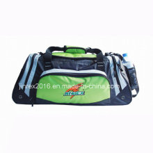 Polyester Sports Travel Gym Fitness Shoulder Duffle Sports Bag