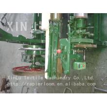 Máquina de tejer de cambio de lanzadera automática