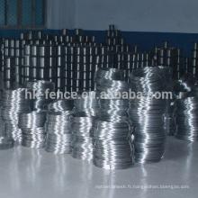 Fil d'acier inoxydable 304 316 avec le prix de gros par kilogramme, fil de bobine de solides solubles ou fil de bobine, 16 fil d'acier inoxydable de calibre 39 à vendre