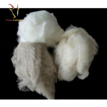 Mongolian Dehaired Cashmere Wool Top Fiber