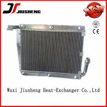 Custom Made Aluminum Plate Bar Oil Cooler for Drilling Machinery