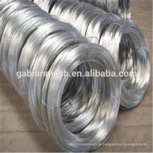 Fio galvanizado / fio de ferro / fio HDP Anping Factory