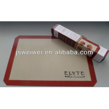 China manufacturer baking mat complied in FDA at 1mm thickness