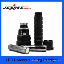 Профессиональное снаряжение для подводного плавания JEXREE привело подводный свет, светодиодные фонари для дайвинга