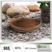 Lignosulphonate do sódio Mn-2 para aditivos concretos / água que reduz agentes da adição / matéria têxtil