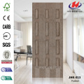 New Design Nature Padouk Moulded Veneer Door Skin