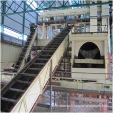 15T / H, 30T / H FFB à l'usine de fraisage d'huile de palme de CPO, prix de machine de traitement d'huile de palme