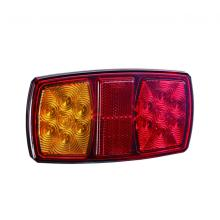 100% Waterproof E4 LED Boat Trailer Combination Tail Lamps
