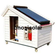 Split Pressurized Solar Water Heating with  Solar Collector