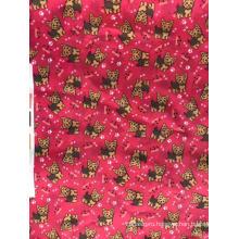 Ткань с принтом из полиэстера для комплектов постельного белья