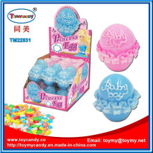 Gift Surprise Egg Small Toy with Candy for Kids