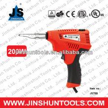 JS LED luz pistola de solda 200W JS700
