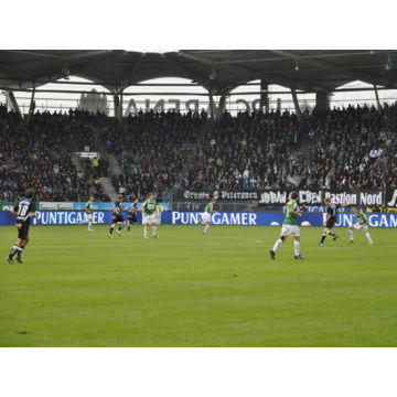 Nieuw product Sport Perimeter TV LED stadionschermen