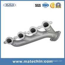 Foundry Customized Grey Iron Casting for Turbo Exhaust Manifold