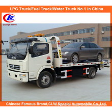 Boom Wheel Lift Intergrated Truck for 5ton Flatbed Tilt-Tray Tow Truck