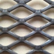 Folha de metal expandida plana e pesada