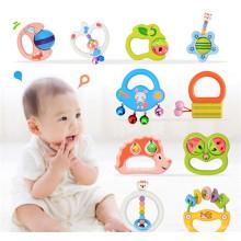 clochette instrument de musique tambourin hochet jouets