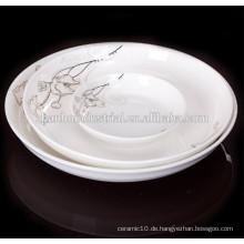 Hochwertiges, langlebiges Porzellan-Teller