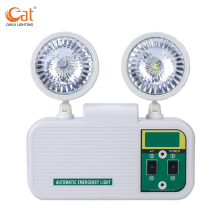 LED Emergency Wall Mounted Double Head Light