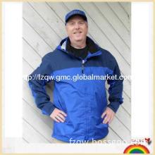 OEM adult waterproof rain coat jacket