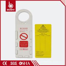 Qualité OEM Garantie de 3 ans Échafaudage avec supports LOGO, étiquette d'échafaudage BD-P33