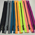 Hochwertiger bunter Nylon Reißverschluss # 5 Reißverschluss