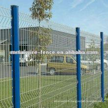 Axis Design Perimeter Fencing System