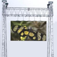 Pantalla de visualización de video de tira de LED RGB